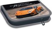 Lamborghini Huracan - Leeg Etui - Oranje