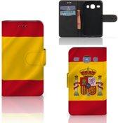 Bookstyle Case Samsung Galaxy Core i8260 Spanje