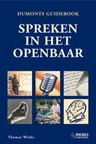 Handboek Spreken In Het Openbaar