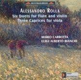 Duets For Flute & Violin