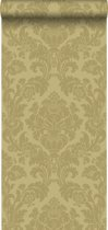 Origin behang ornamenten glanzend goud - 346239