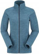 Eider Glad Jacket Women - dames - fleecevest - maat 42 - blauw