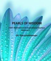Pearls Of Wisdom Volume I
