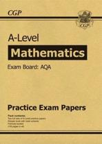 New A-Level Maths AQA Practice Papers (for the exams in 2019)