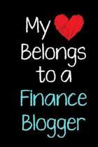 My Heart Belongs to a Financial Blogger