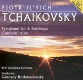 Symphony No.6:Pathetique