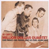 Complete Million Dollar Quartet Ft. Carl Perkins/Jerry Lee Lewis/Johnny Cash