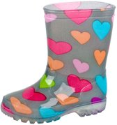 Gevavi Boots Jane PVC Roze Regenlaarzen Kinderen