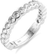 Blush Ring 1064WZI -  Wit Goud (14Krt.) met Zirconia