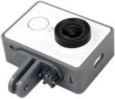 TMC Kunststof behuizing voor frame behuizing voor Xiaomi Yi Sport Camera (HR319-GY) (grijs)