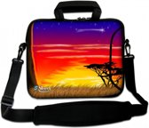 Laptoptas 17.3 inch Afrika - Sleevy