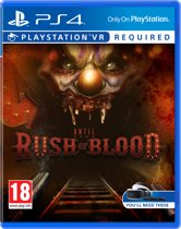 Special Price - Until Dawn: Rush of Blood VR PS4