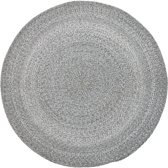 Bloomingville - Vloerkleed - Polyester - Grijs - 120 cm