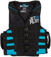 JETPILOT Strike 50N Nylon Vest, JA6201E, Blue, Maat L/XL