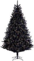 Black Box Trees kunstkerstboom brewster maat in cm: 230 x 137 zwart