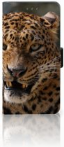 Huawei Mate 8 Uniek Boekhoesje Luipaard