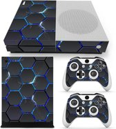 Hex Lightning - Xbox One S Console Skins Stickers