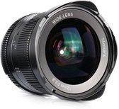 7artisans 12mm F2.8 manual focus lens Canon systeem camera