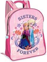 Disney Frozen Eva Junior Rugzak - Kinderen - Roze