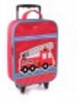 Kidzroom Construction Site Trolley koffer