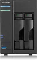 Asustor AS-602T 2-Bay 0TB - NAS