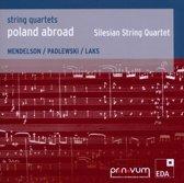 Poland Abroad Vol.3: String Quartet