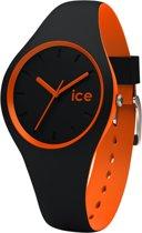 Ice-Watch ICE duo DUO.BKO.U.S.16 - Horloge - Kunststof - Zwart - 40 mm