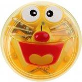 Toi-toys Tol Met Licht En Geluid 9 Cm Geel
