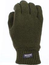 Fostex handschoenen thinsulate groen XL-XXL