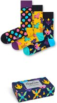 Happy Socks Party Animal Singing Birthday Giftbox - Maat 41-46