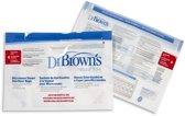 Dr. Brown's Magnetron sterilisatiezakjes 5st