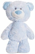"Knuffelbeer ""Tom"" blauw"