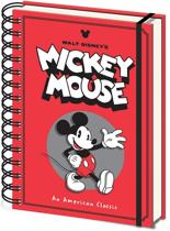 DISNEY - Notitiebook A5 - Mickey Mouse Wave