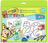 Crayola Mini Kids Bumba Kleur- en Stempelset