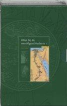 Sesam Atlas bij de Wereldgeschiedenis deel 1 en 2 in cassette