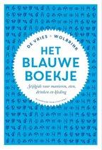 Het blauwe boekje 2017