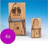 Luna Ratten Val Hout - Ongediertebestrijding - 4 x per stuk