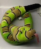 Wild republic - ratelslang - Green Rock Rattlesnake - 135 cm