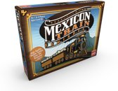 Mexican Train - Domino - Gezelschapsspel - Goliath