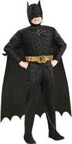 Batman Deluxe - Kostuum - Carnavalskleding - Maat 104/116