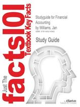 Studyguide for Financial Accounting by Williams, Jan