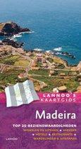 Lannoo's kaartgids - Madeira