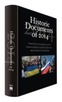 Historic Documents of 2014