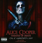 Alice Cooper - Theatre Of Death (Live At Hammersmith 2009) + Cd