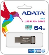 ADATA DashDrive UV131 - USB-stick - 64 GB