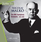 The Bbc Symphony Orchestra 1957-1960
