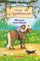 Manege Appelbloesem - Mijn pony moet blijven