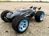 RC voertuig Land Buster | 2.4G 4WD | OFF ROAD 1:12 - 45KM/U | rc auto -radiografisch bestuurbaar | blauw