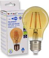 V-Tac 4W E27 Vintage LED Lamp (A60)