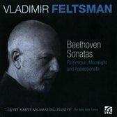 Beethoven: Sonatas (Pathetique, Moo